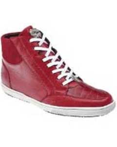 LK21 Belvedere attire brand Franco red color shade Genuine