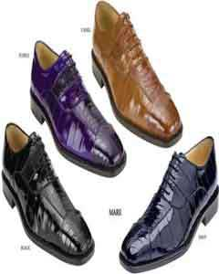 PN47 Belvedere attire brand Mens Purple Dress Shoe for