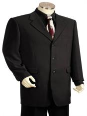 mens Flap Two Pocket Black