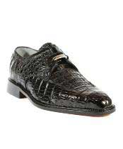 Mens Susa Oxford Belvedere Black