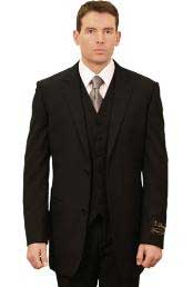 BV3488 Trueran-Viscose Classic affordable suit Online Sale - Liquid