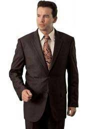 HD4847 Trueran-Viscose Liquid Jet Black Classic affordable suit Online