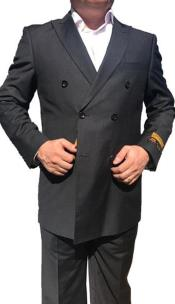 JSM-6751 Alberto Nardoni Best Mens Italian Suits Brands Double