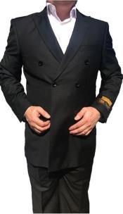 JSM-6752 Alberto Nardoni Best Mens Italian Suits Brands Double