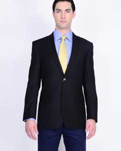 Mantoni Wool Fabric Blazer Online