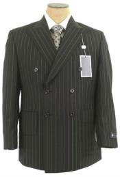 ZD22 Jet Liquid Jet Black & Chalk White Pinstripe
