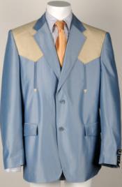 NM260 Western cowboy suit traje vaquero Polyester Suit Set