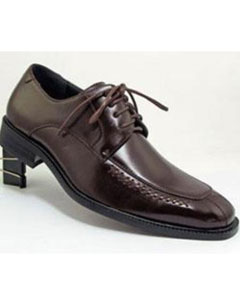 AP30K Dress Shoes for Online brown color shade