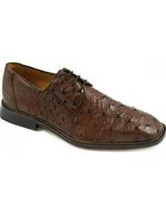 quill ostrich upper fully leather-lined
