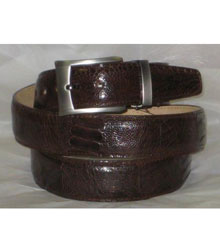 Genuine Authentic brown color