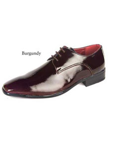 dress Burgundy Shoes for