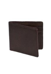 KA2127 Carteras Alce Wallet -Cafe