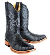 RM1015 King Exotic Boots Cai (Gator) Belly Skin Rodeo