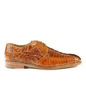 JSM-1705 Mens Belvedere Colombo Camel Oxfords Shoes