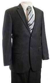 Suit Dark Grey Masculine