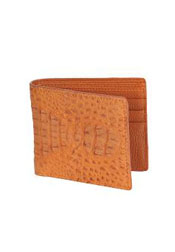 KA3113 Carteras cai ~ Alligator skin Lomo Wallet –