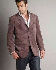 37750-J Patroncito Corduroy brown color