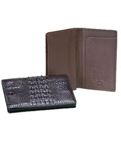 Ferrini Hornback Crocodile Card