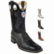 Product#KA3627WildWest-BootsOstrichLegWildRanch