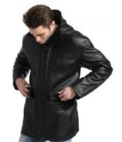 Pebble-grain Carcoat Liquid Jet Black