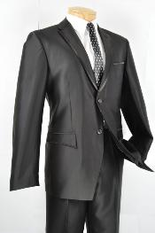 NX8876 Slim narrow Style Fit Trimmed Two Tone Blazer