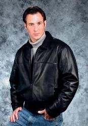 GS638 trendy casual comfort jacket Liquid Jet Black Available
