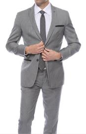 Extra Slim Fit Suit Extra