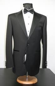 Peak 1920s tuxedo style -