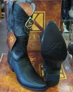 King Exotic Boots Genunie