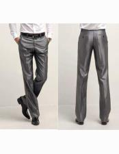JSM-1882 Shiny Sharkskin Flashy Dress Slack ~ Pants Available