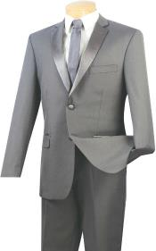 Product#SW942VinciSlimnarrowStyleFitGreyTuxedo2-Button