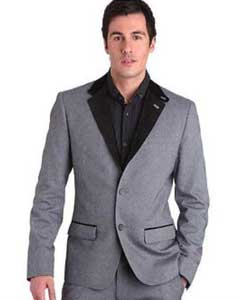 KA5570 Fashion Designer Wedding Groom Tuxedo Dinner Suit Coat