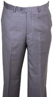 Dress Pants Light Gray