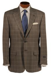 AC-350 Sport CoatBig & Tall In Silk & Wool