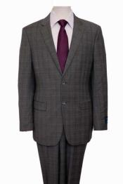 BC-80 Windowpane Plaid Houndstooth Pattern Texture