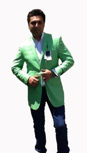 Y3B4 Stage Party Bright Sport Coat / Dinner Jacket