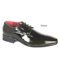 Green dress Shoes for
