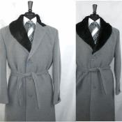 overcoats outerwear Wool Fabric