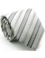 Premium Ziggy Striped Ties