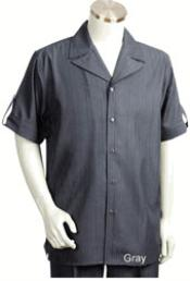 Walking Suit Short Sleeve