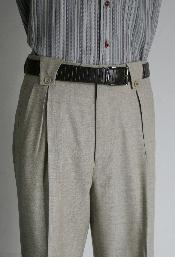 Wide Leg Grey Pants