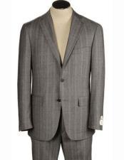 JSM-2064 Mens Herringbone Bradley Fit 100% Wool Made In