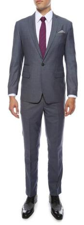 Product# FER858 Extra Slim Fit Suit