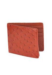 Carteras Avestruz Wallet –