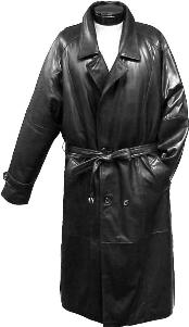 WQZ613 Traditional Double-Breasted Long Coat with Rear Cape Liquid