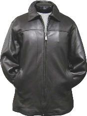 Coat Liquid Jet Black