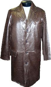 7/8-Length Topcoats ~ overcoats