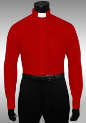 red color shade Clergy Tab