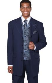 Fancy Vest 3 Piece