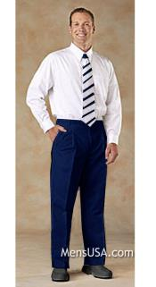 B90V Pleated Slacks Pants / Slacks Plus White Shirt